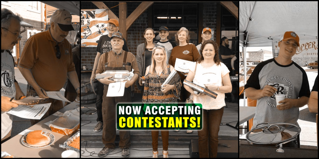 Now Accepting Contestants!